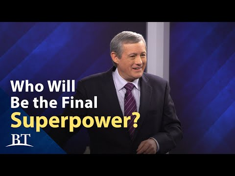 Who Will Be the Final Superpower?