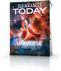 The Universe: A Cradle for Life