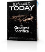 The Greatest Sacrifice